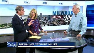 Mayor Barret discusses Miller leaving Milwaukee