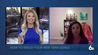 Wellness Wednesday: How to reach your 2021 goals