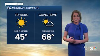 Spring-Like Weather Continues