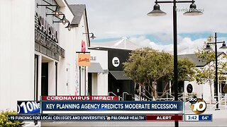 Key agency predicts moderate recession post coronavirus restrictions
