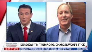 Paxton: NY's Trump Probe All Political
