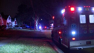 Maple Heights police investigating shooting
