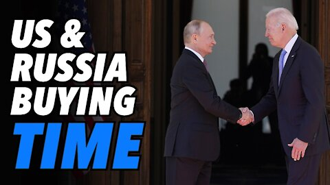 Geneva Summit: US wins Biden time, Russia wins SWIFT sanctions time