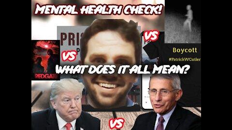 Prison City Podcast S1:E15 - Mental Health Check: Redgate Alien vs Trump vs Social Media Insanity