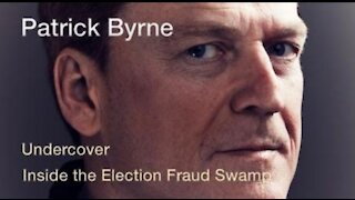 02/23/2021 Patrick Byrne The Deep Rig Book Interview How Election Fraud Cost Trump White House