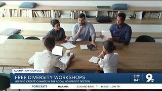 Local nonprofits host free diversity workshops
