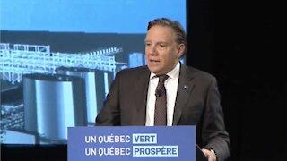 François Legault n'exclut pas de remettre le Québec en confinement total