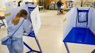 New York City Mayoral Primary Election Tuesday