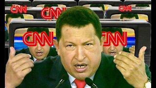 LO QUIERE OCULTAR 👀 El informe de CNN sobre la relación entre Smartmatic y Chávez