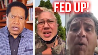 People Are Fed Up With The Coronavirus Restrictions | Larry Elder
