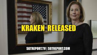 KRAKEN RELEASED -- A SGT Special Report