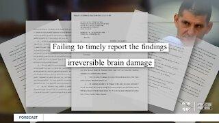 Lawsuit alleges delays caused major brain damage to stroke patient