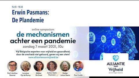 Erwin Pasmans - Symposium Artsen Voor Vrijheid 7-3-2021