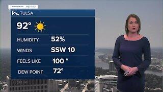 Heat Streak Continues into Weekend