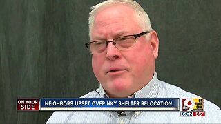 New Covington homeless shelter raises concerns with nearby residents
