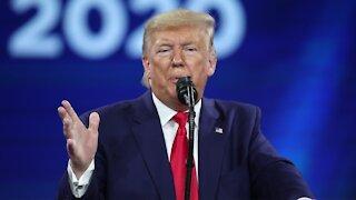 Trump Threatens To Veto COVID Bill