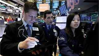 Trade tension tackles stocks on Wall Street