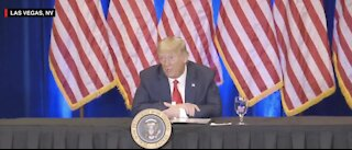 President Trump holds roundtable discussion