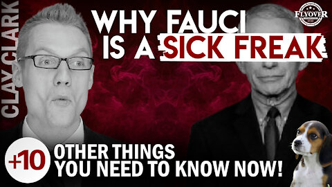 Why Does Dr. Fauci Use Your Tax Dollars to Conduct Horrific Experiments On Dogs?
