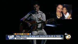 Remembering wrong way crash victims, Aryana and Aileen Pizarro