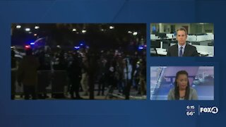 Woman shot inside Capitol during riot has died