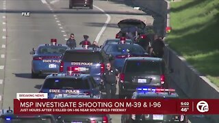 3 dead after shootout on I-96 in Detroit