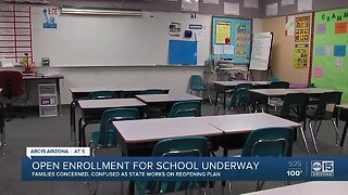 Families concerned, confused as schools work toward reopening plans