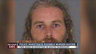 Police investigate possible murder-suicide