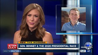 Sen. Bennet & the 2020 Presidental race