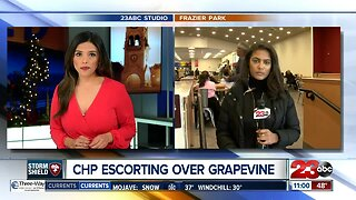 Grapevine reopens