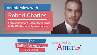 Better For America: An Interview with Robert Charles