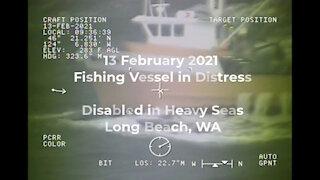 02/13/2021 busy crab season opener
