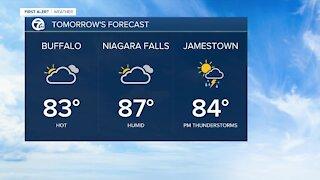 7 First Alert Forecast 11 p.m. Update, Sunday, June 6