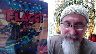 Comic Book Haul #47: 112 comics, Bronze & Modern Age, American Flagg, Starman, Strangers in Paradise