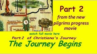 Christiana's - Journey PART 2