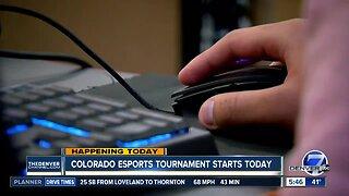 Colorado ESports state championship starts today