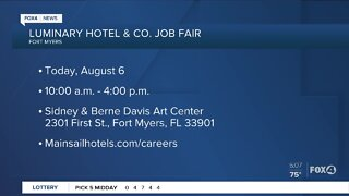 Luminary Hotel to host job fair in Downtown Fort Myers