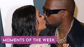 Kanye West and Kim Kardashian ESCAPE To Paradise To Work On Marriage!   MOTW