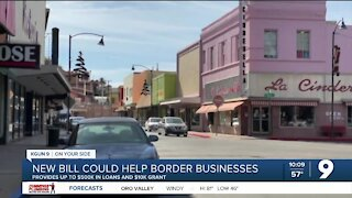 New bill could bring life to border towns