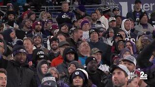 Ravens hold final stadium practice before season
