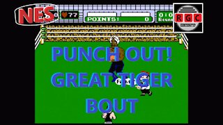 Punch Out - Great Tiger Fight