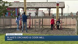 Fall Fun at Black's Orchard & Cider Mill