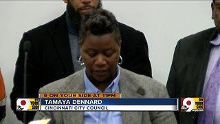 Dennard wants zero-tolerance policy for police using racial slurs