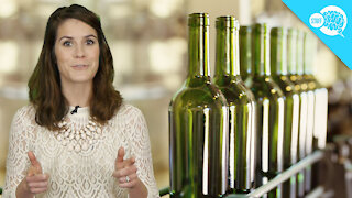 BrainStuff: Why Are Wine Bottles Usually Green?