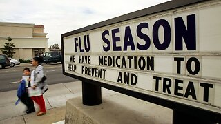 CDC Says That This Flu Season Is The Longest In A Decade