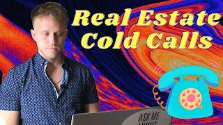 Real Estate Cold Calls