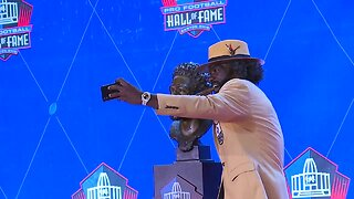 Ed Reed inducted into the Pro Football Hall of Fame