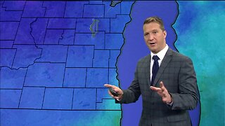Winter storm warning goes into effect this evening