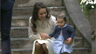 Princess Charlotte tells people she's 16
