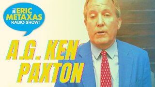 Attorney General Ken Paxton From Texas Covers Government Overreach During COVID & the 2020 Election